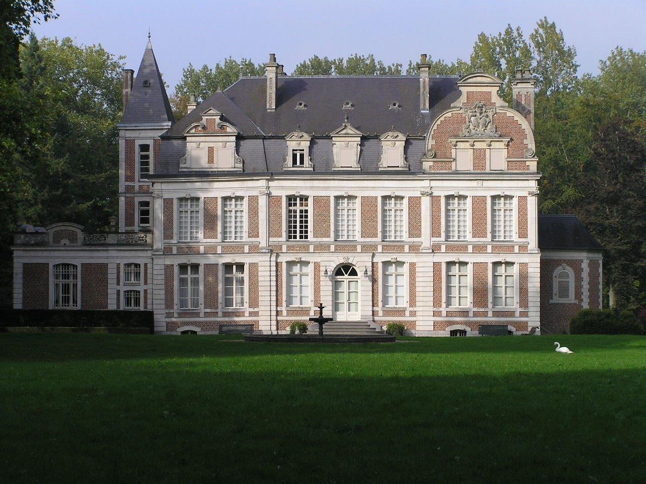Chateau de lapree