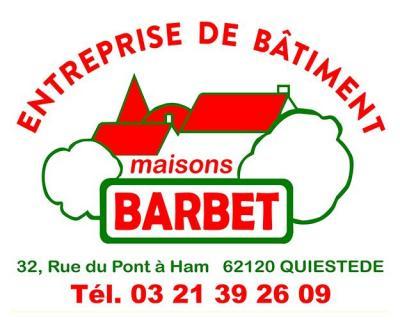 Logo maisons barbet
